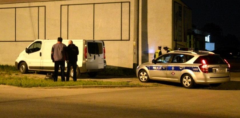 Znaleźli skadzione w Niemczech auto