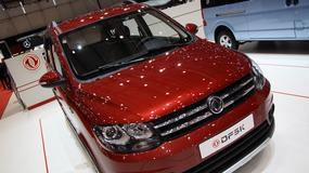 DFSK Glory - chiński klon Volkswagena Caddy (Genewa 2015)