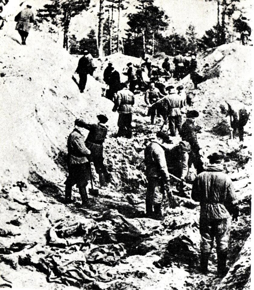 Koszmar drugiej wojny światowej w 12 fotografiach.