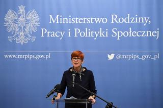 Wiceminister Marczuk odchodzi z MRPiPS. Odpowiadał mi.n za 500 plus