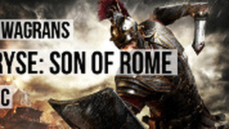 KwaGRAns: powrót exclusive'a - gramy w Ryse: Son of Rome na pececie