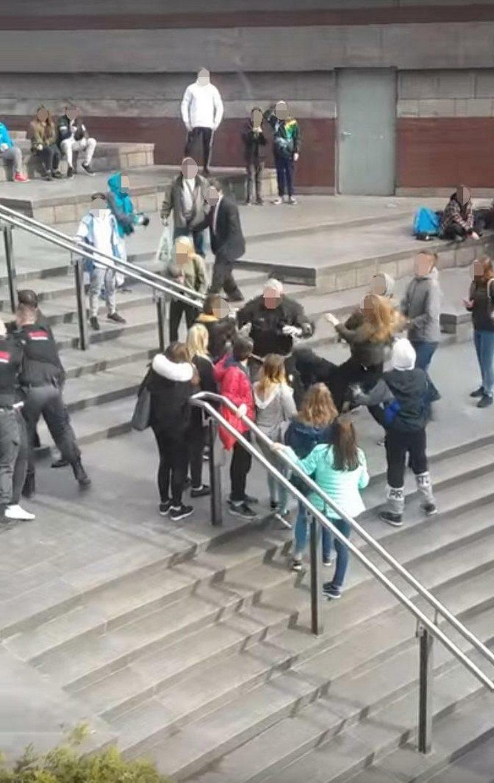 Wdali się w bójkę z ochroniarzami. Usłyszeli zarzuty