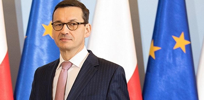 TVP zrobiła materiał o współpracowniku Morawieckiego. Premier: jestem zaskoczony atakiem!
