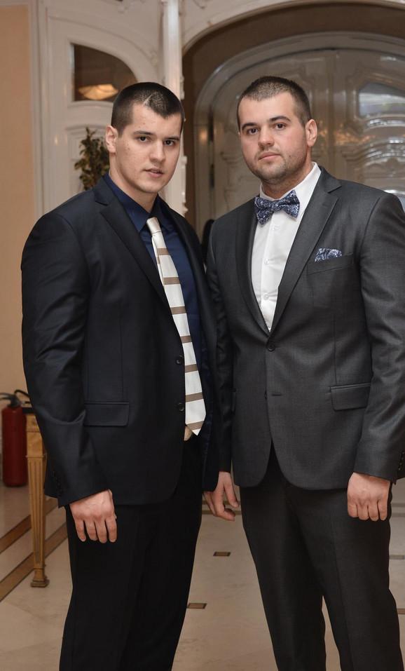 Vladimir i Miloš Vidaković