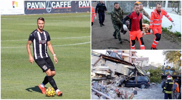 Aleksandar Ignjatović, zemljotres