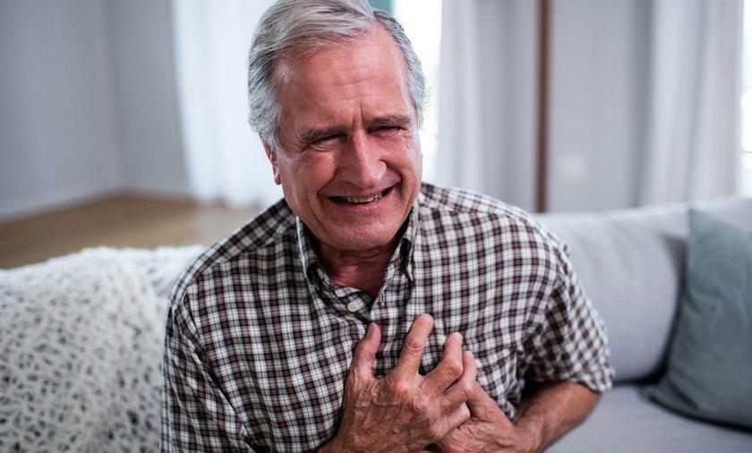 Z powodu chorób serca związanych z dietą umierają rocznie miliony ludzi