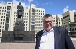 Sąd skazał Wiktara Babarykę na 14 lat więzienia