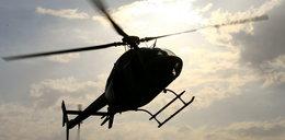 O krok od tragedii. 6-latek oślepił pilota helikoptera