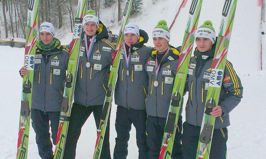 16 lutego 2014 r. FIS Cup w Brattleboro