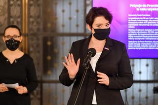 Lewica zgłosi swój projekt o sędziach pokoju. Żukowska: To rewolucyjna zmiana dla wymiaru sprawiedliwości