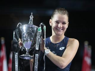 BNP Paribas WTA Finals 2015 in Singapore