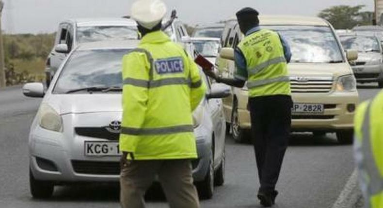 Man steals police officers bribe cash