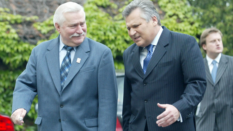 Kwaśniewski: Teczki Wałęsy były czyszczone