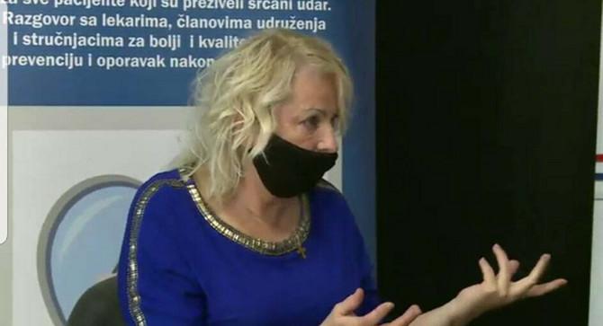 Nutricionistkinja Milka Raičević