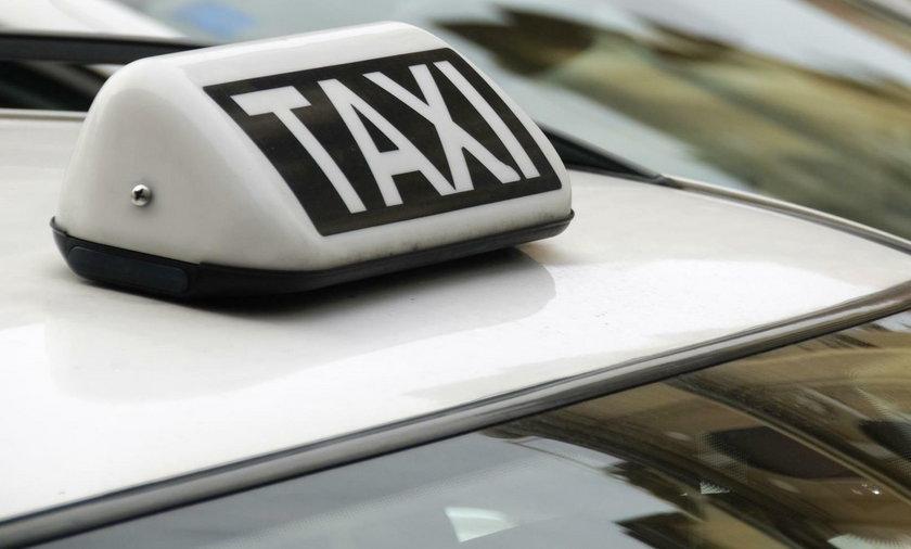 Taksówkarze zamierzają w ramch protestu zablokować stolicę