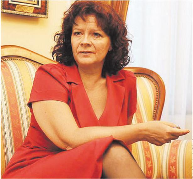 prof. Barbara Kudrycka, minister nauki i szkolnictwa wyższego Fot. Wojciech Górski
