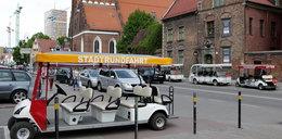 Właściciele meleksów nie odpuszczają. Latem będzie atak na Śródmieście?