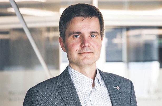Piotr Mieczkowski, dyrektor zarządzający fundacji Digital Poland