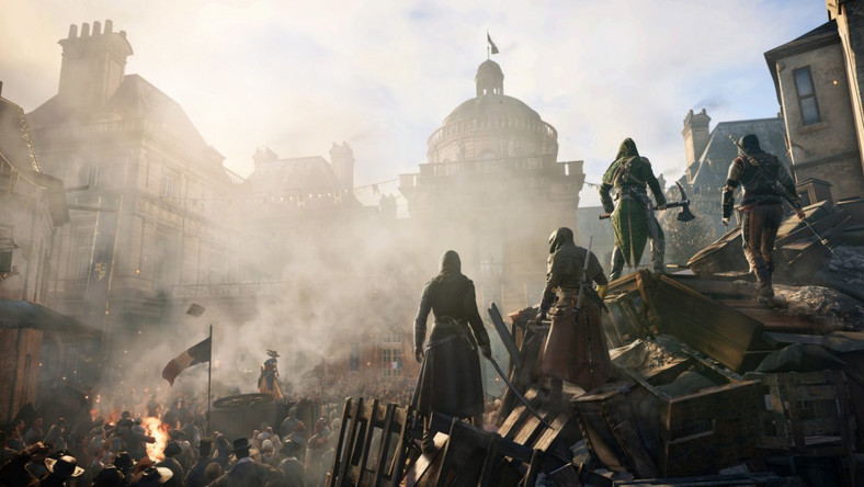 Galeria Assassin's Creed: Unity
