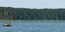 Tragedia na jeziorze Orzysz. Utonął wędkarz