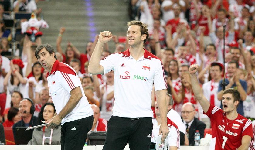 Karol Kłos nowym kapitanem siatkarskiej reprezentacji Polski
