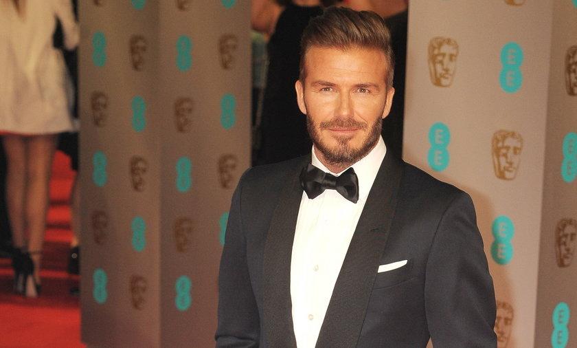 David Beckham chce być aktorem
