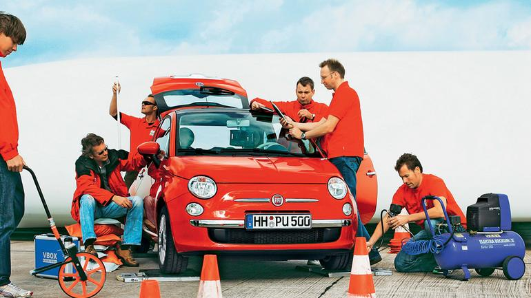Czy warto kupić używanego Fiata 500?