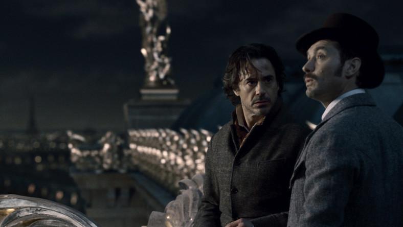 Będzie trzeci Holmes