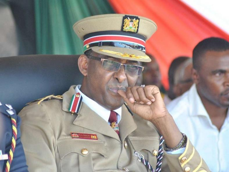 Image result for Makueni County Commissioner Mohammed Maalim