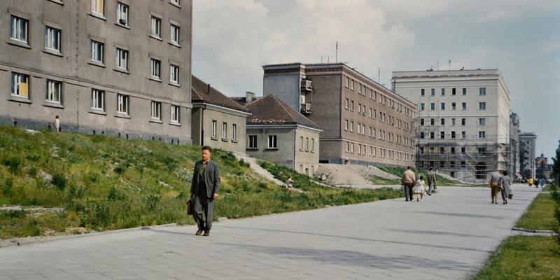 Wyjątkowe fotografie archiwalne polskich miast
