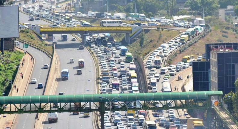 Why part of Thika Superhighway will be closed starting Monday