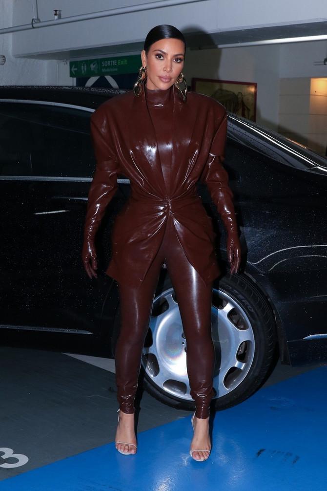 Kim Kardašijan u Parizu