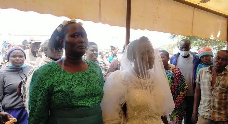 Elizabeth Nalem who abandoned family to marry Holy Spirit