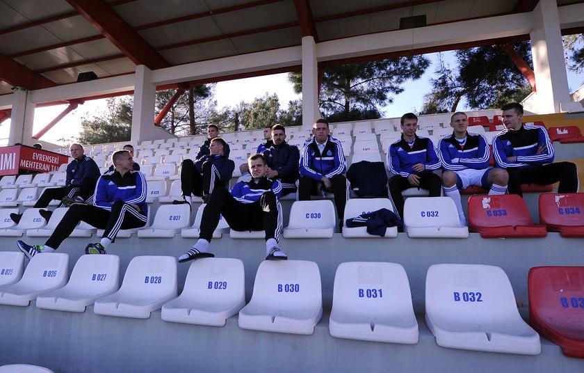Polskie drużyny lubią zimą trenować w Turcji