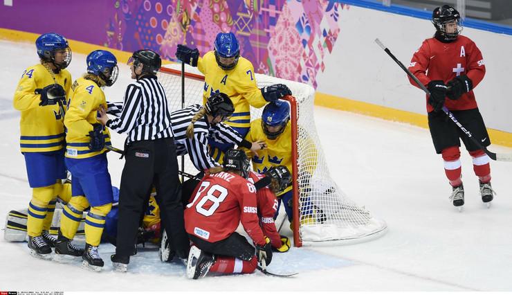 Hokej na ledu, Švedska