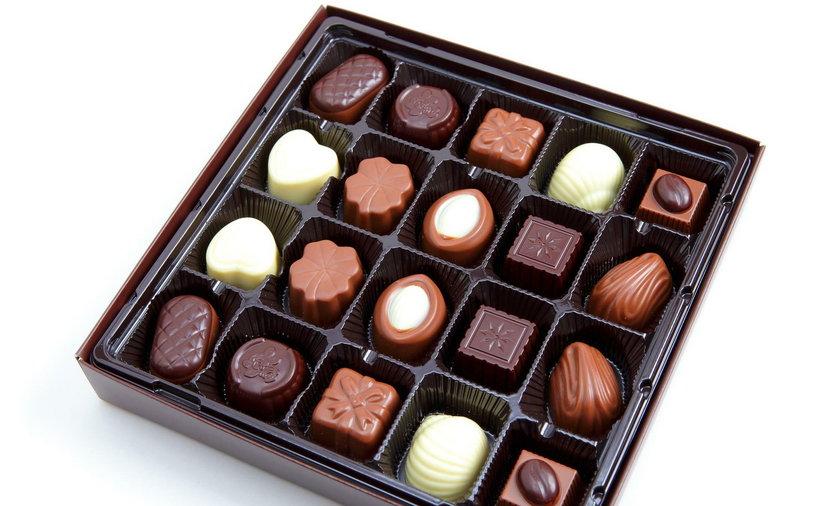 Sprzedają 100-letnie czekoladki. Przerażające czekoladki