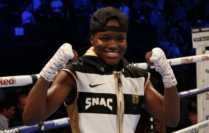 Nicola Adams (35 l.), dwukrotna zdobywczyni olimpijskiego złota w boksie,