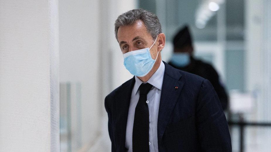 Nicoas Sarkozy został skazany na trzy lata więzienia
