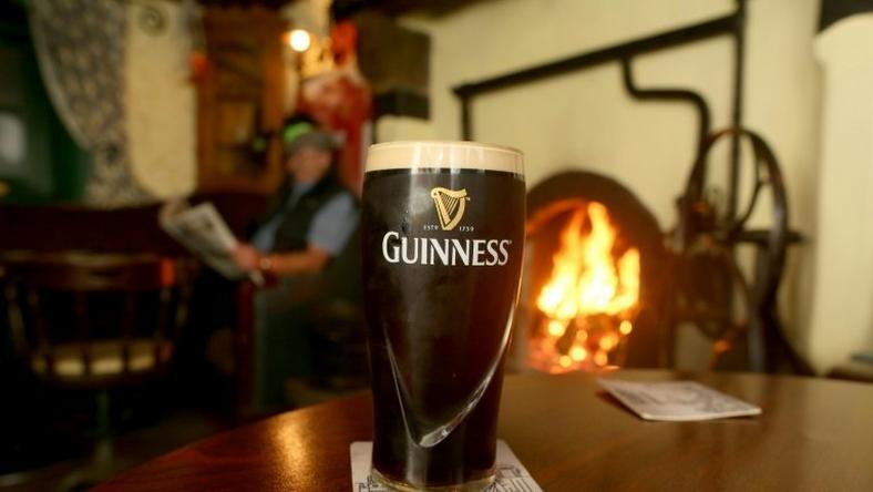 Any post-Brexit border controls on the island of Ireland could end the free-flowing supply chain that makes Guinness a worldwide staple