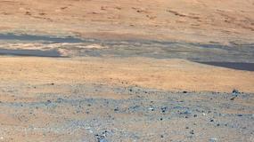 Mars jest wyjątkowo suchą planetą