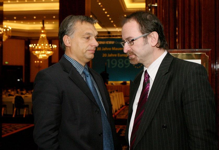 Viktor Orban i József Szajer