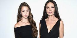 Catherine Zeta-Jones pokazała córkę