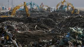 Czwarta rocznica tragicznego trzęsienia ziemi i tsunami w Japonii