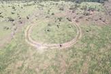 arheološka lokacija amazonija brazil