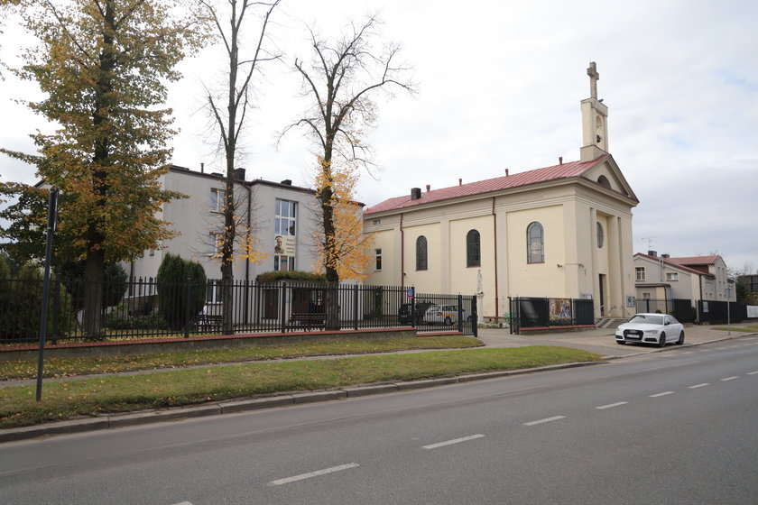 Dziecko w oknie życia w Łodzi