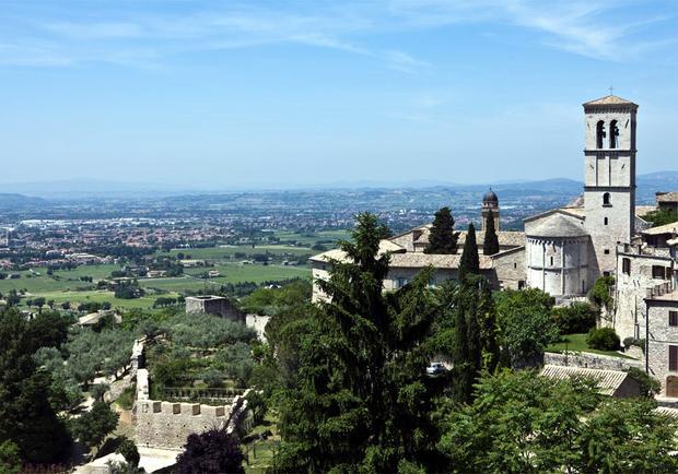 Asyż. Najpiekniejsze miejsca Włoch
