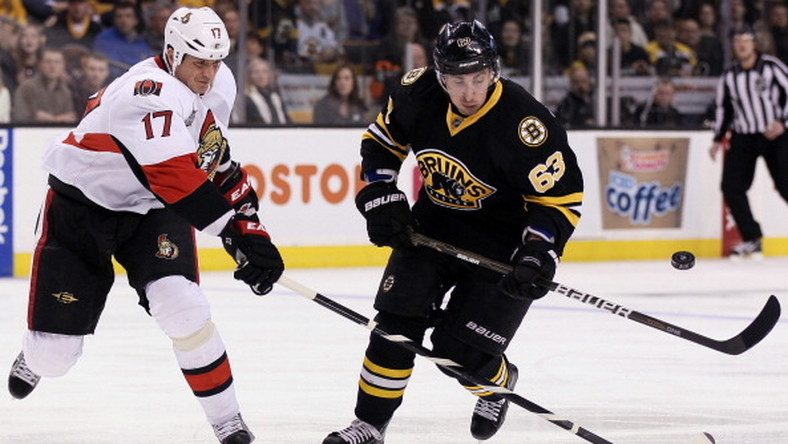 Ottawa Senators - Boston Bruins