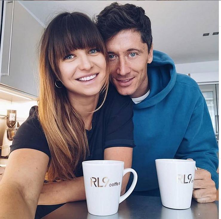 Robert i Ana Levandovski