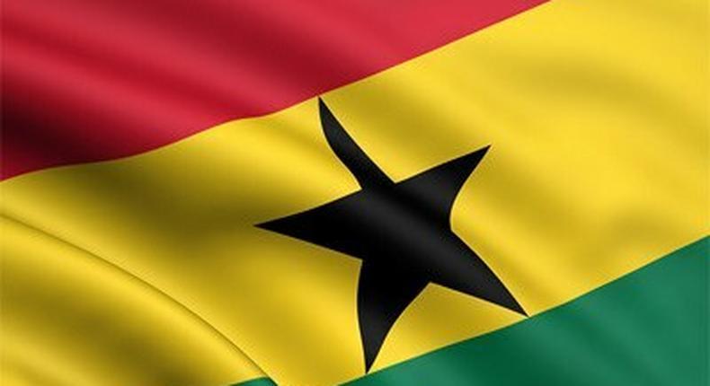 Ghanaian flag