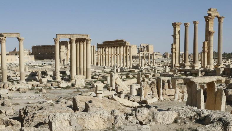 Ruiny Palmiry